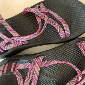 Chacos water sandals